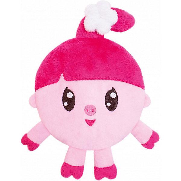Мякиши Игрушка-грелка Малышарики: Нюшенька с вишневыми косточками