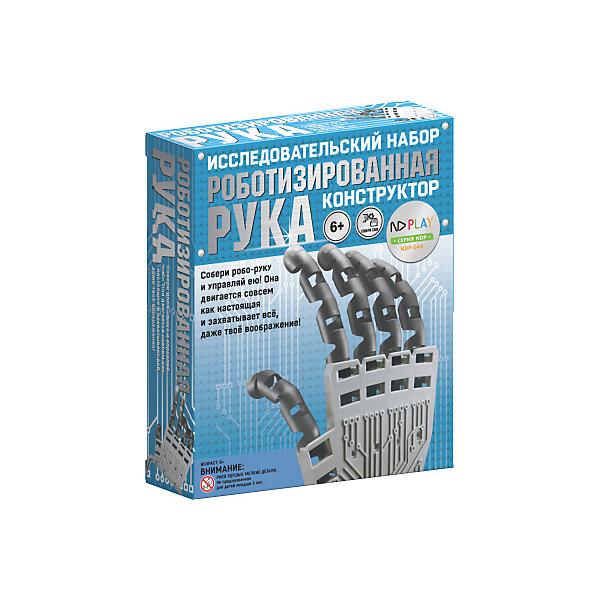 Конструктор ND Play Роботизированная рука , Китай, Унисекс  - купить со скидкой
