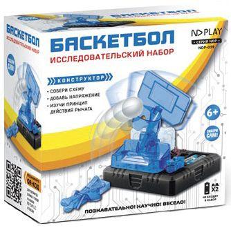 Электронный конструктор ND Play  Баскетбол , артикул:9449864 - Робототехника и электроника