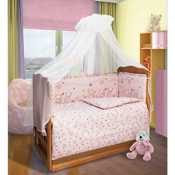 Soni Kids Бортик в кроватку Soni Kids Солнечные мишки soni kids комплект постельного белья из 6 предметов soni kids сладкие мечты