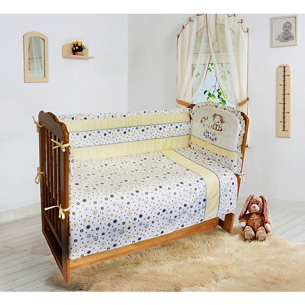Soni Kids Комплект постельного белья из 6 предметов Soni Kids Сладкие мечты soni kids комплект постельного белья из 6 предметов soni kids сладкие мечты