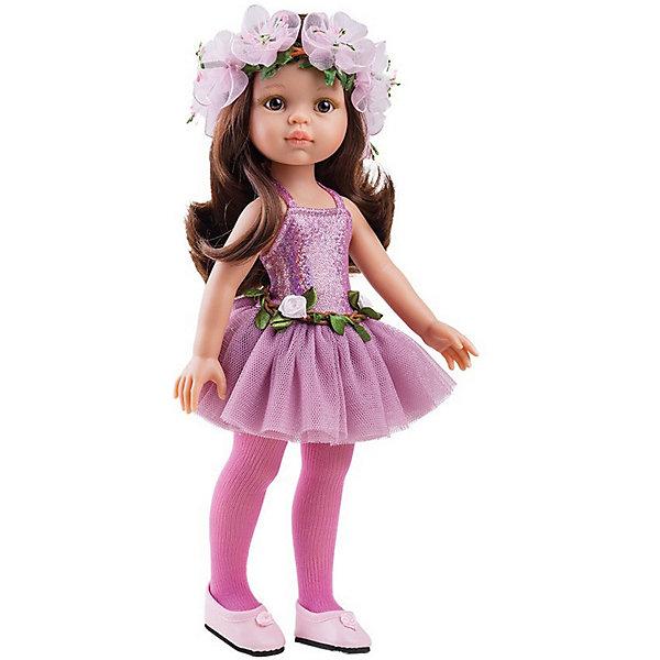 Купить Кукла Paola Reina Кэрол балерина, 32 см, Испания, разноцветный, Женский