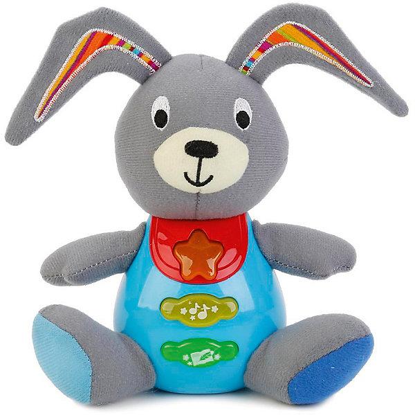 Купить Обучающая игрушка Umka Зайка со звуком и светом, Умка, Китай, Унисекс