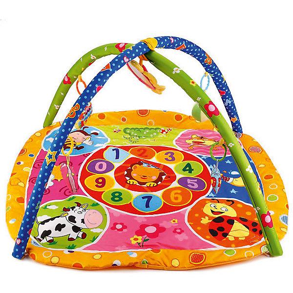 Купить Детский коврик Umka Цифры с дугами, Умка, Китай, Унисекс
