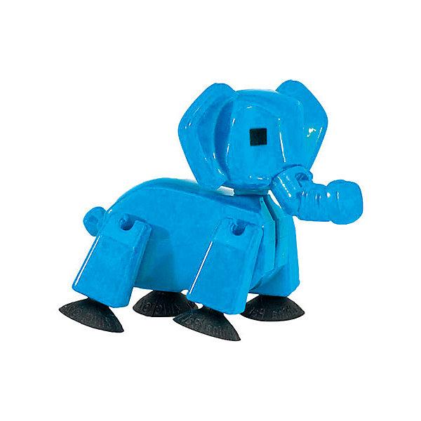 Zing Фигурка питомца Zing Stikbot Сафари, слон jp 155 7 фигурка слон pavone
