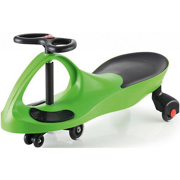 Купить Машинка Bradex «Бибикар», зеленая, Китай, зеленый, Унисекс