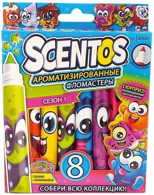 Ароматизированные фломастеры WeVeel Scentos, 8 цветов, артикул:9471500 - Письменные принадлежности