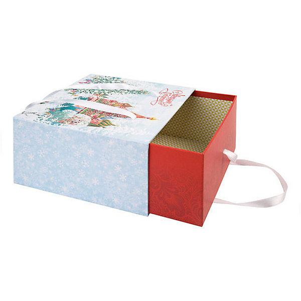 Феникс-Презент Подарочная коробка Феникс-Презент Красная площадь феникс презент подарочная коробка феникс презент красная площадь