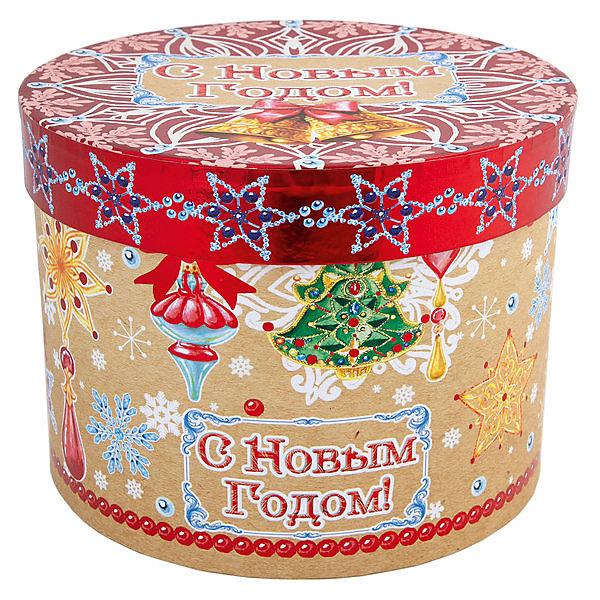 Феникс-Презент Подарочная коробка Новогодние колокольчики