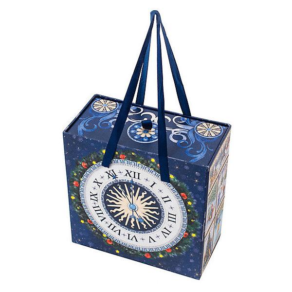 """Феникс-Презент Подарочная коробка Феникс-Презент """"Новогодние часы"""""""