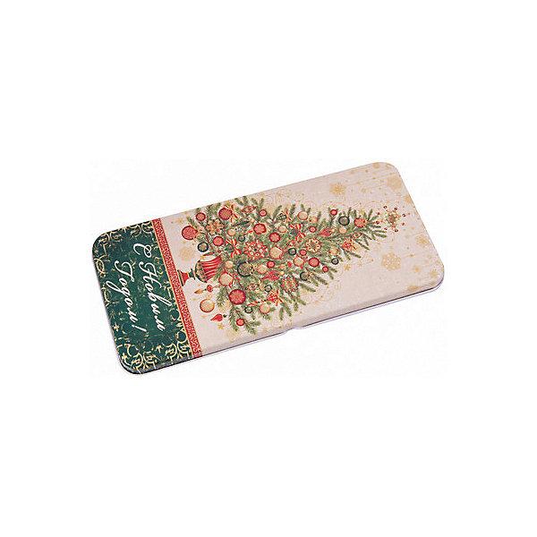 Феникс-Презент Конверт для денег Феникс-Презент Крафт-ёлка подарочная коробочка для денег конверт для денег кредитный билет 43677