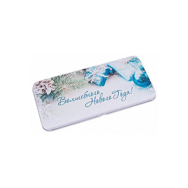 Феникс-Презент Конверт для денег Феникс-Презент Волшебного Нового Года подарочная коробочка для денег конверт для денег сердечки 43685