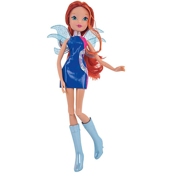 Winx Club Кукла Winx Club Твигги Блум кукла winx club magis flowers нежная роза блум 27 см iw01021400
