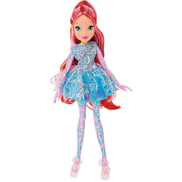 Winx Club Кукла   Секрет Тайникс Блум