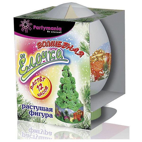Partymania Набор для опытов Partymania Волшебная ёлочка волшебная страна сувенир ёлочка