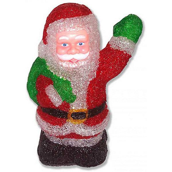 GLOS Светодиодная фигура GLOS Дед Мороз, 28 см