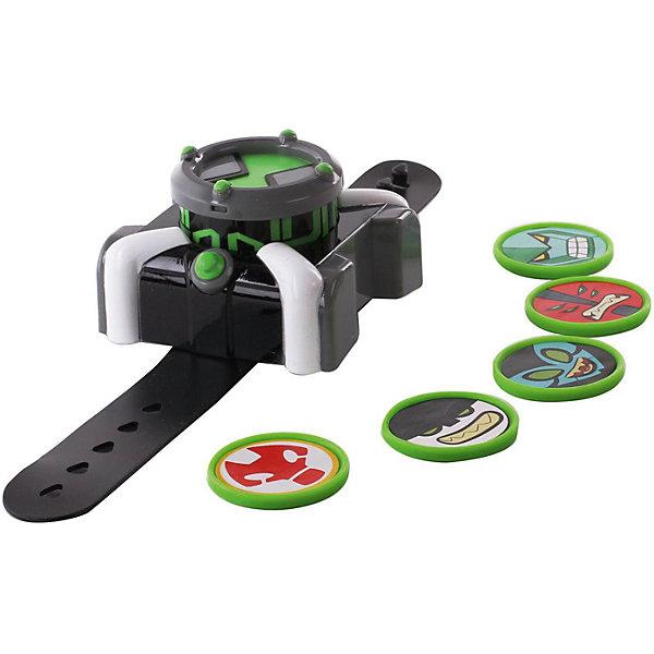 PLAYMATES Часы Playmates Ben 10 Омнитрикс, дискомет мини диски для метания hti ben 10