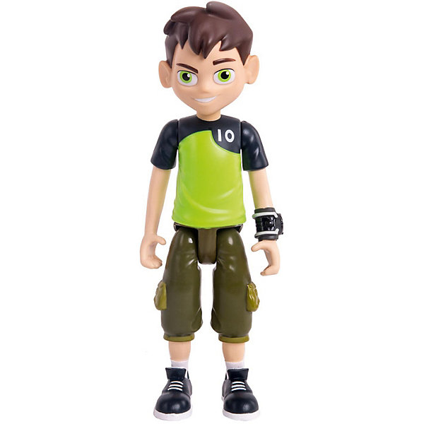PLAYMATES Фигурка Playmates Ben 10 Бен, 28 см фигурка funko pop television stranger things hopper 9 5 см
