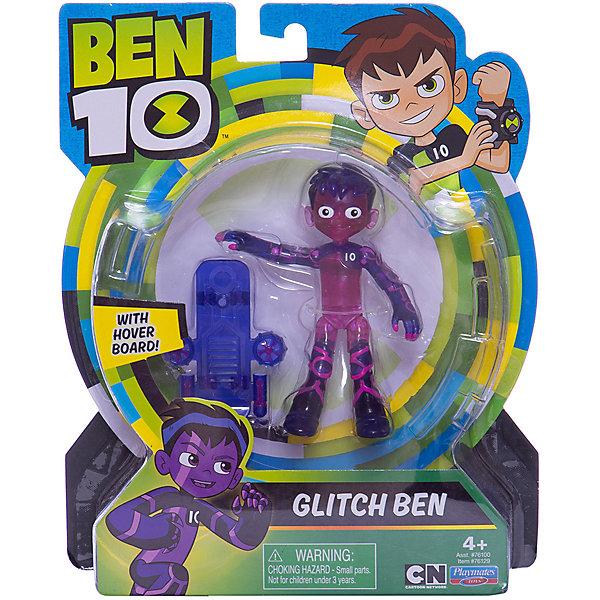 PLAYMATES Фигурка Playmates Ben 10 Бен, омниглюк, 12,5 см playmates часы playmates ben 10 омнитрикс проектор