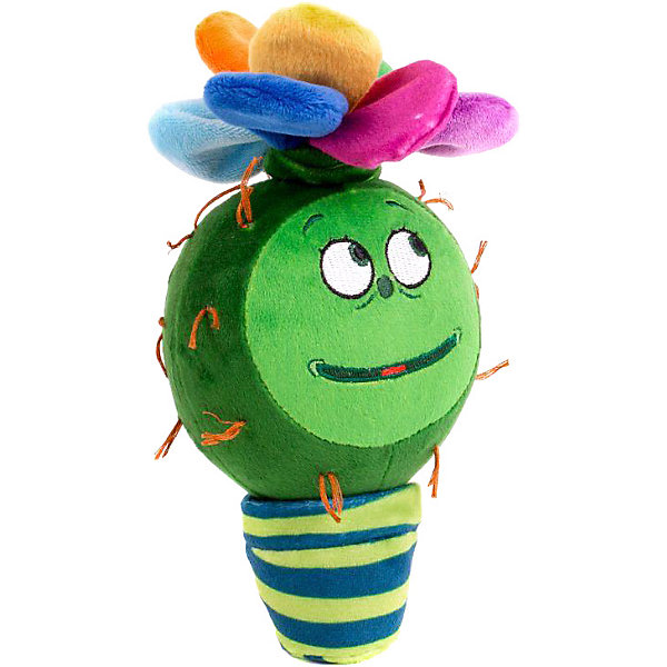 Сказочный патруль Мягкая игрушка Цветик-Разноцветик, озвученная, 20 см