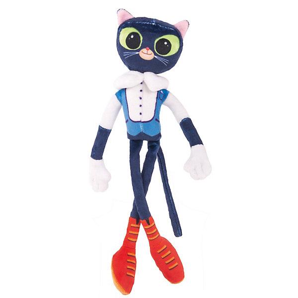 Сказочный патруль Мягкая игрушка Кот Ученый, 25 см