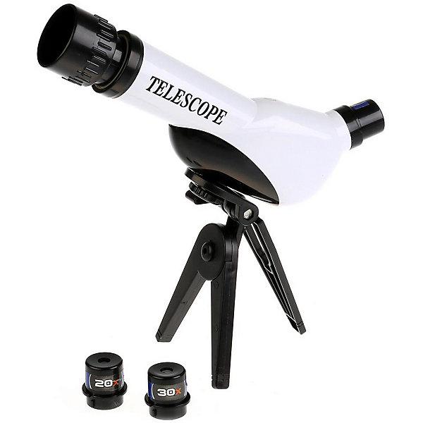 Играем вместе Набор Играем Вместе Юный астроном: телескоп телескоп deepsky dtf114x900eq4