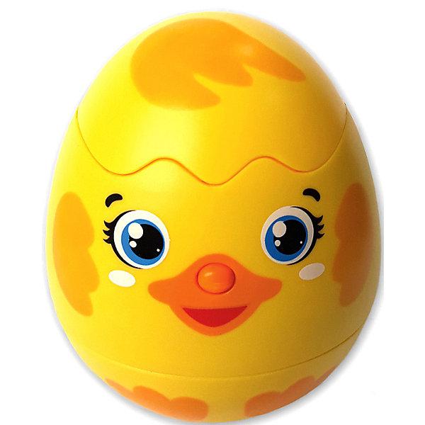 Азбукварик Яйцо-сюрприз Утёнок