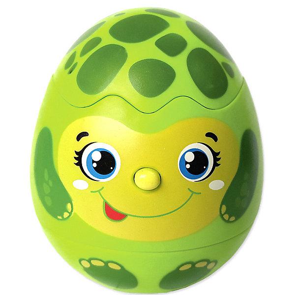 Азбукварик Яйцо-сюрприз Черепашка