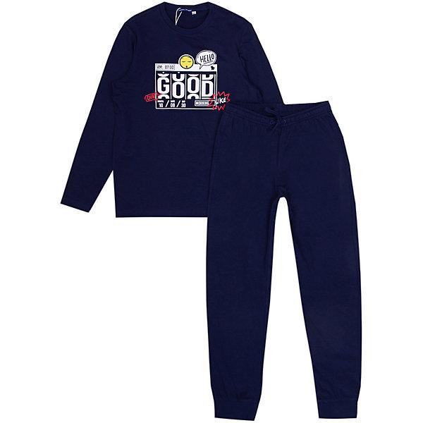 Купить Пижама Original Marines для мальчика, Бангладеш, темно-синий, 152, 176, 164, Мужской