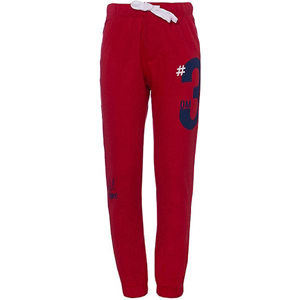 Купить Спортивные брюки Original Marines для мальчика, Бангладеш, красный, 104, 92, 152, 140, 116, 128, Мужской