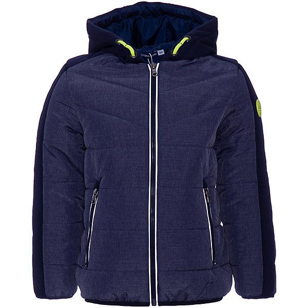 Купить Куртка Original Marines для мальчика, Вьетнам, темно-серый, 116, 104, 152, 128, 140, 92, Мужской