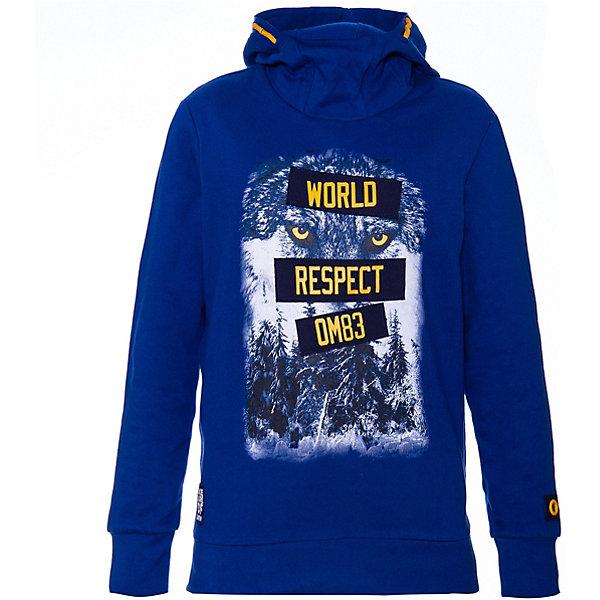 Купить Толстовка Original Marines для мальчика, Бангладеш, синий, 176, 164, 152, Мужской