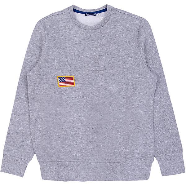 Купить Толстовка Original Marines для мальчика, Бангладеш, серый, 152, 164, 176, Мужской