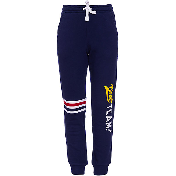 Купить Спортивные брюки Original Marines для мальчика, Бангладеш, темно-синий, 92, 104, 140, 128, 152, 116, Мужской