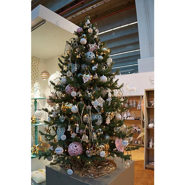 Triumph Tree Ель стройная Шервуд Премиум с 200 лампами, 185 см