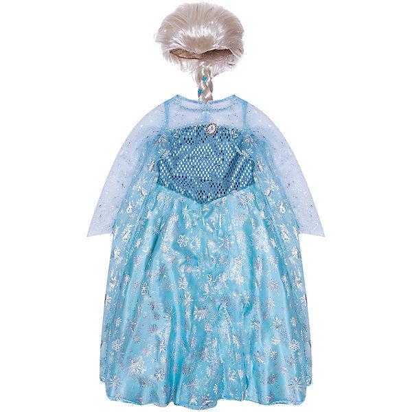 Батик Карнавальный костюм Эльза Холодное сердце, Батик