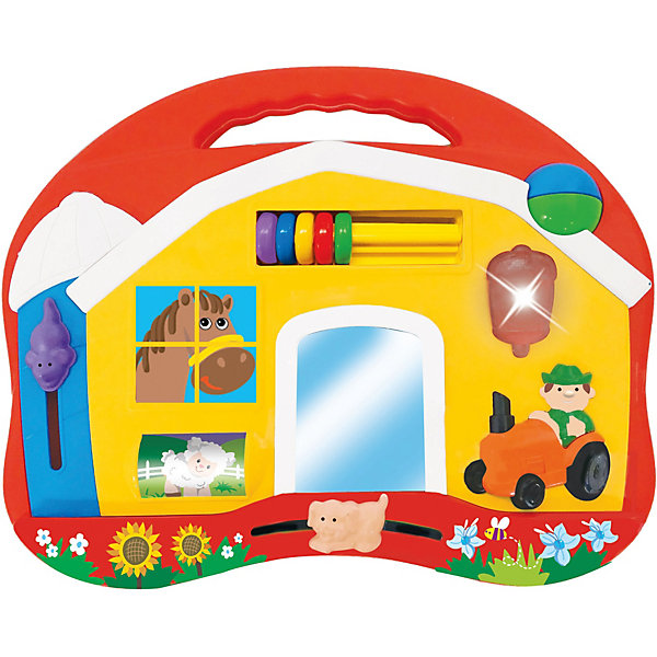 Kiddieland Развивающая игрушка Музыкальная ферма Kiddieland планшет азбукварик планшетик музыкальная ферма 30014080741