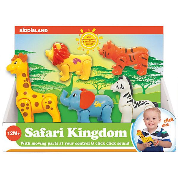 Kiddieland Развивающая игрушка Мир сафари Kiddieland набор для изготовления оригами folia мир животных сафари