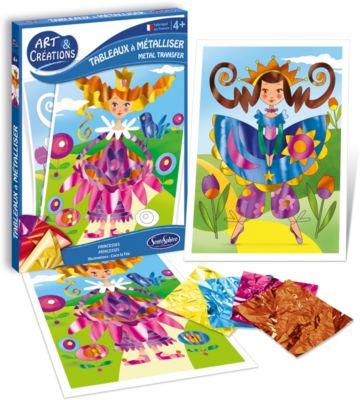 Набор для детского творчества SentoSphere  Принцессы , артикул:9508604 - Рукоделие и поделки