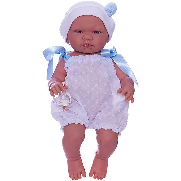 Купить Кукла Asi Пабло 43 см, арт 364301, Испания, голубой, Женский
