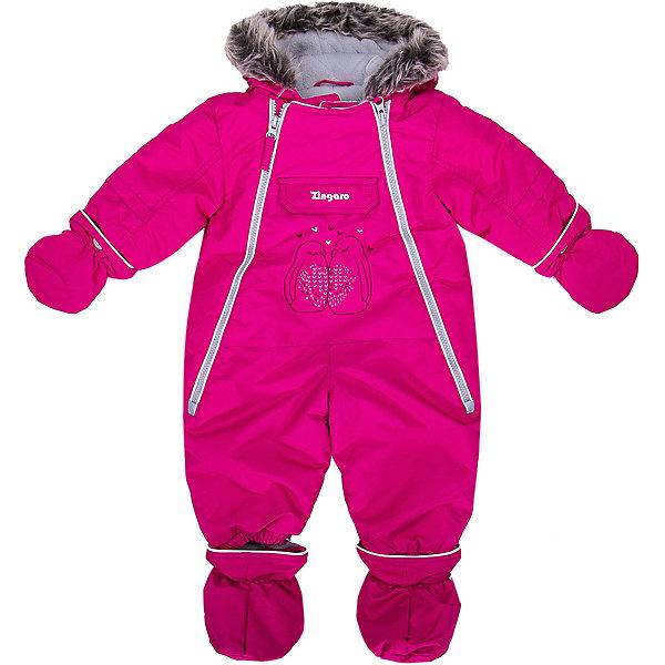 Купить Комбинезон ZINGARO BY GUSTI для девочки, Китай, розовый, 80, 71, 74, Женский