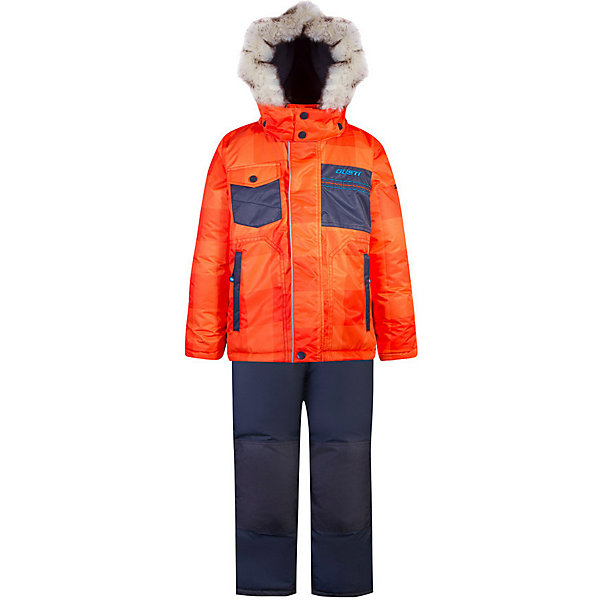 Купить Комплект GUSTI для мальчика, Китай, оранжевый, 116, 100, 104, 110, 98, 92, 122, Мужской