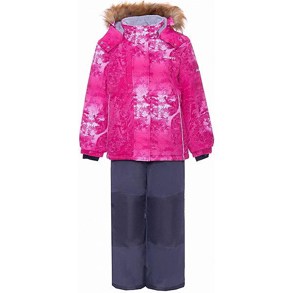 Купить Комплект GUSTI для девочки, Китай, розовый, 128, 116, 104, 158, 140, 152, 98, 100, 110, 134, 146, 122, Женский