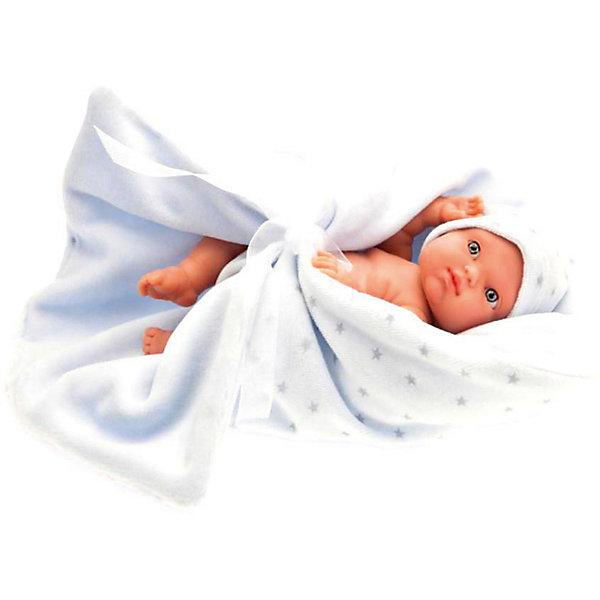 Купить Кукла Juan Antonio Munecas Пепито в голубом, 21 см, Munecas Antonio Juan, Испания, голубой, Женский
