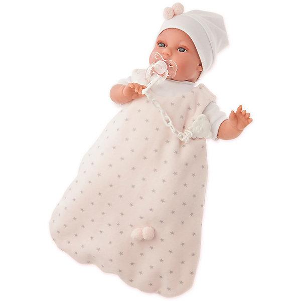 Купить Кукла Juan Antonio Munecas Самбора в розовом, озвученная, 34 см, Munecas Antonio Juan, Испания, розовый, Женский