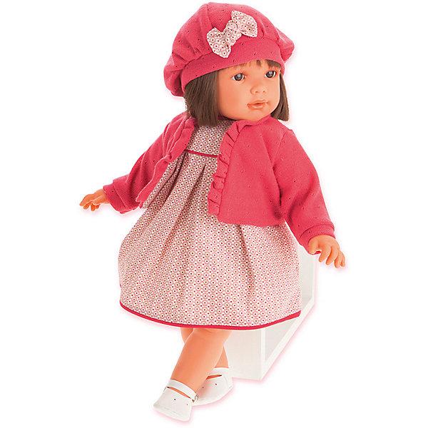 Купить Кукла Juan Antonio Munecas Аделина в красном, 55 см, Munecas Antonio Juan, Испания, красный, Женский