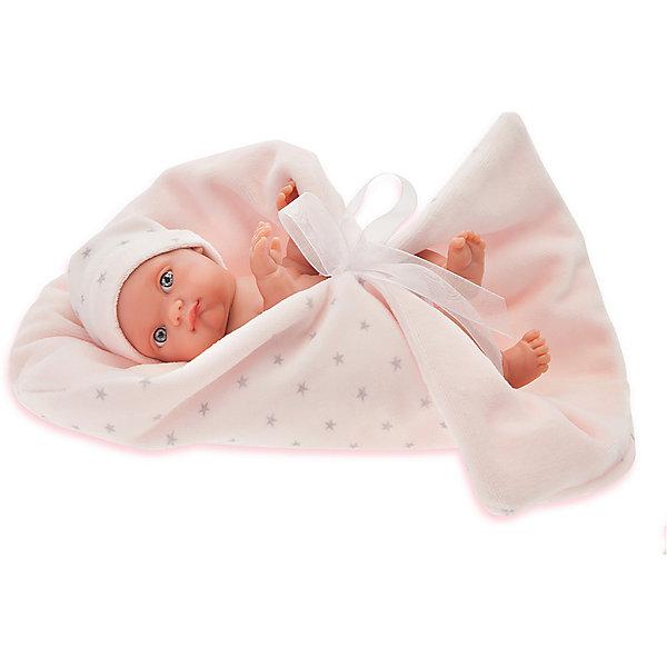 Купить Кукла Juan Antonio Munecas Пепита в розовом, 21 см, Munecas Antonio Juan, Испания, розовый, Женский