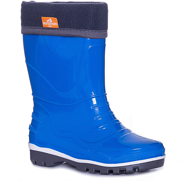 Nordman Резиновые сапоги Step Nordman для мальчика резиновые сапоги для мальчика nordman цвет светло синий 228101 01 размер 30