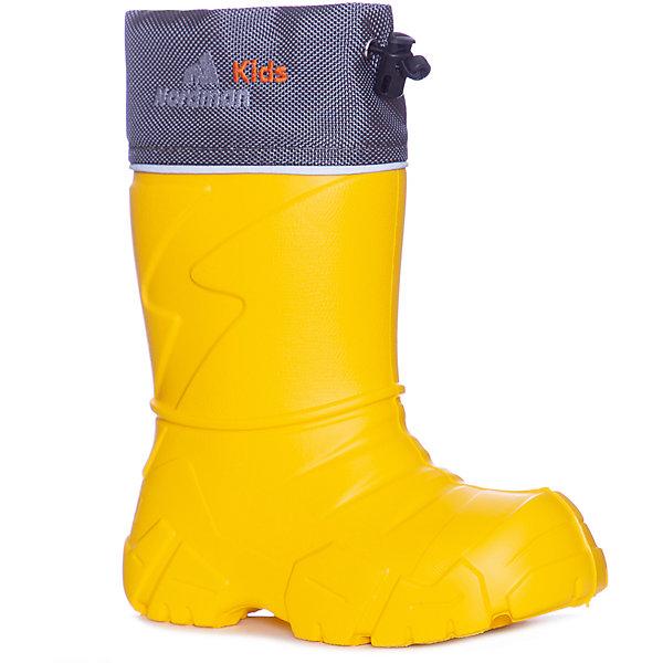 Nordman Резиновые сапоги со съемным носком Kids
