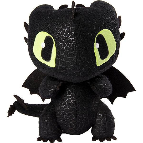 Купить Мягкая игрушка Spin Master Dragons Беззубик / Фурия со звуковыми эффектами, Китай, Мужской
